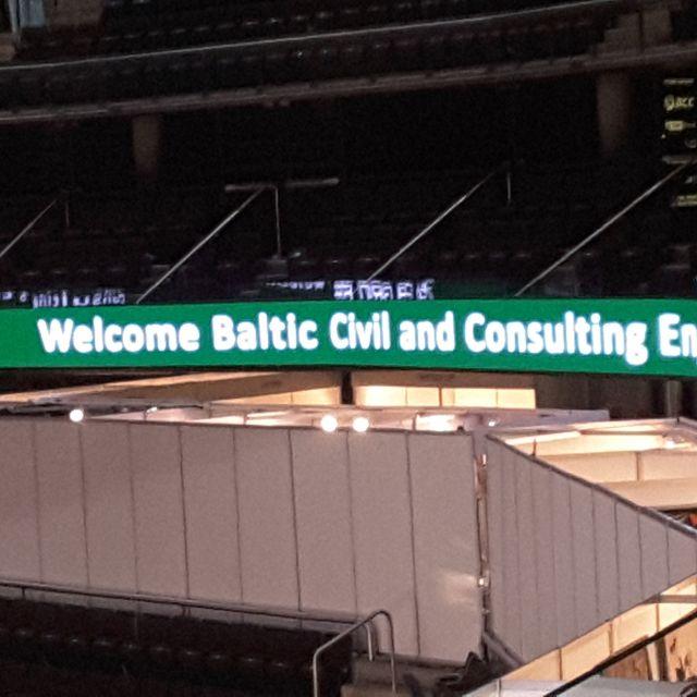 Baltijos šalių statybos inžinierių ir projektavimo įmonių asociacijų susitikimas