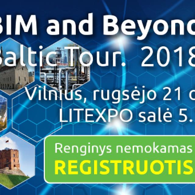 BIM and BEYOND - Baltic tour