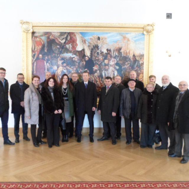 Asociacijos narių susitikimas Raudondvario dvare